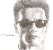 the terminator by wolverineluver45