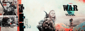 'Jon x Ygritte', Facebook Cover | Winterowl by taxitoheaven