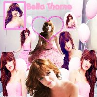 Collage/Blend de Bella Thorne by EugeeTinistaForever