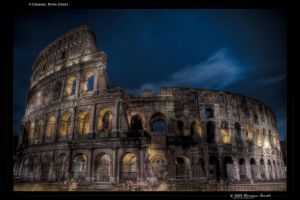 il Colosseo - Rome by octane2