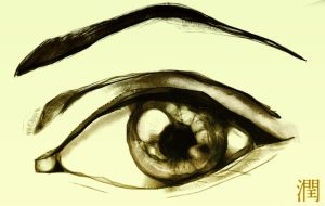 The Eye by junfender