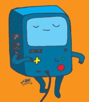 BMO by CartoonSlap