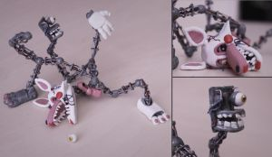 Five nights at freddy's 2 (Mangle) by DewberryART