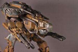 Warhound 1 by HobbyV