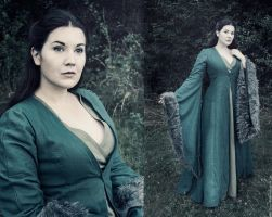 Catelyn Tully Stark by MADmoiselleMeli