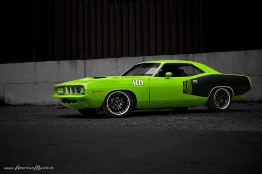 71 Cuda... by AmericanMuscle
