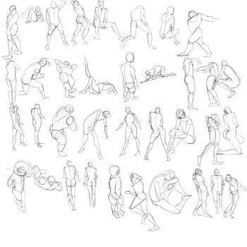Poses4 by Voi-Tech