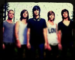 sleeping with sirens by BoudreauX24