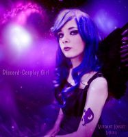 My little pony cosplay by Discord-cosplaygirl