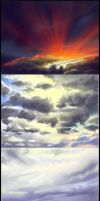Cloud Studies by Sturzstrom