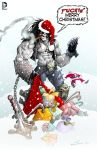 LOBO CHRISTMAS! by Sandoval-Art