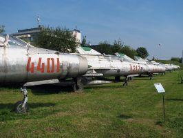 MiG alley by QmP3L