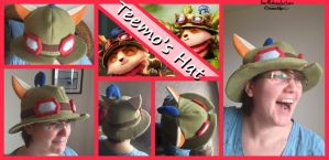 Teemo's Hat by Kai45