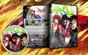 Code Geass R1 DVD Cover (with Label) by phantomivee