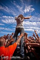 Underoath at Warped Tour - 2 by soak2179