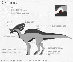 Irthei temp. ref by DoruDragon