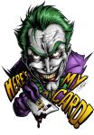 The Joker by Ronniesolano
