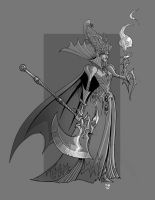 Queen of Thorns by cwalton73