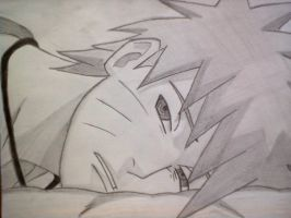 Sad Naruto by Dread333