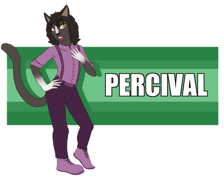 Percy Reference - 2017 by Esiano