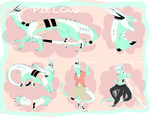 Pillow Official Reference Sheet by KeptinKeem