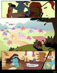 Smurfs: Delivery Intro Comic Page 1 by student-yuuto