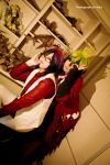 Blue Exorcist/Ao no Exorcist-Mephisto in vest by Die-people