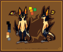 Design Commish Aisshi by Immonia