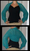 Lacey Shrug by radioactive-orchid