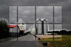 Project 3 - silos from the other side by Krash-Team