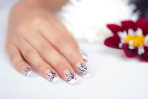 Nailart 1 by 42pixel