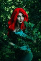 He used to call me poison, heck, I was poison ivy. by smileeeeey13