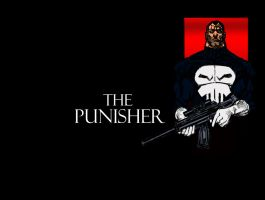 PUNISHER WALLPAPER by chungusamongus