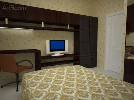 BedRoom 1 cam3 by simbahswan