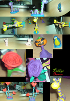 My Fun with clay by PaddysDemon