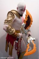 Kratos by Owak