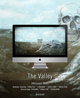 The Valley (Wallpaper Pack) by error-23