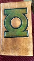 Green Lantern Journal by MaiseDesigns