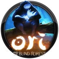 Ori and the Blind Forest Icon by andonovmarko