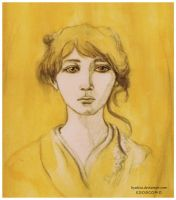 Camille Claudel by byalicia
