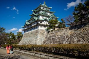 Nagoya Castle by fkendi