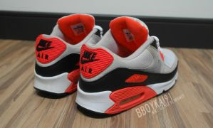 Nike Air Max 90 Infrared 6 by BBoyKai91