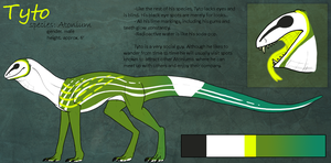 Tyto Reference Sheet by Zenhi
