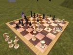 The biggest game of Chess by Soad24k