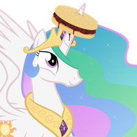 CelestiaBurger by Vunlinur