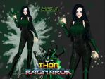 Hela the Death Queen (Thor Ragnorak) by LadyRaw90