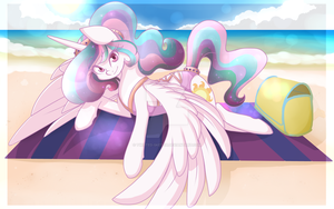 Just A Little Sunshine~ @ Bronycon E19 by Twisted-Sketch