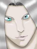 Glorious, Noble - Sephiroth by nemuitenshi