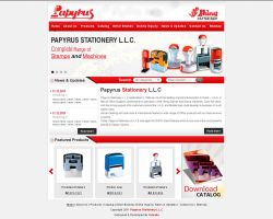 Papyrus Stationery L.L.C. by 82webmaster