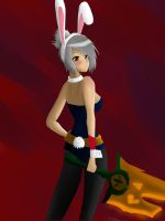 LoL - Battle Bunny Riven by MurasakiKoneko